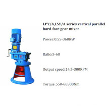 Lpy / a + Lsy / a Série Vertical Paralelo Hard-Face Gear Mixer