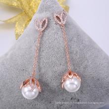 meilleures boucles d'oreille de type anneau de prix du fournisseur célèbre de la Chine