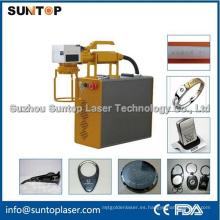 Máquina de grabado láser de mano para grandes componentes de maquinaria Marcado