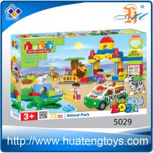 2016 New DIY Plastic Enlighten Brick Building Blocks Toys