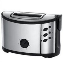 850W 2 Slice Stainless Steel Toaster (WT-888)