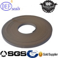 Hydraulic Bronzed PTFE Material Guide Strip Wear Strip