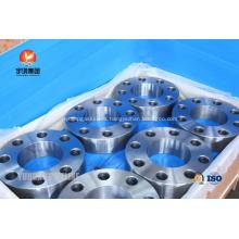 Brida de aleación de níquel ASTM B564 N08800 NO8825