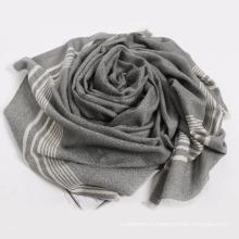 Silk ощупывание дамы шали пашмины шарф