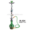 Wholesale glass hookah shisha, clear glass hookah beautiful hookah