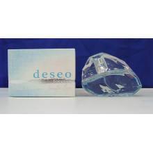 Garrafa de perfume com boa qualidade e cristal e preço econômico