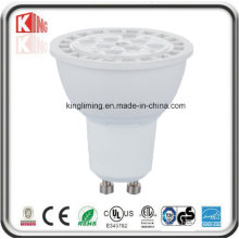 Es ETL Listed 7W Dimmable GU10 LED