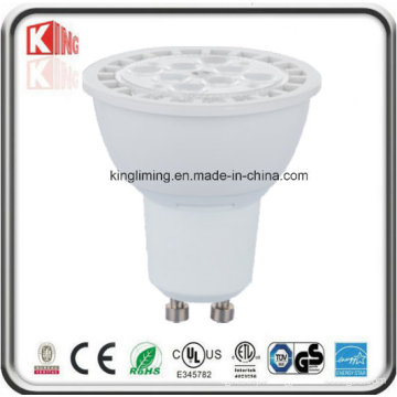 ETL Energy Star 7W LED SMD GU10 PAR16