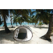 Good quality double layer pop up tent