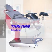 Silla de funcionamiento de la silla médica de la ginecología eléctrica