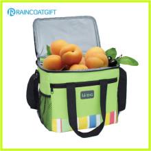 Lebensmittel-Polyester-Isolierte Mittagessen-Kühltasche mit Fronttasche