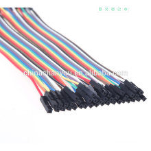 10cm Male To Female colour Wire Jumper Cable for Arduino Breadboard