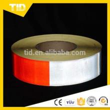 Película / cinta de galvanoplastia reflexiva del PVC
