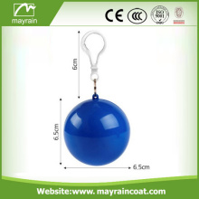 PE Poncho Ball com logotipo