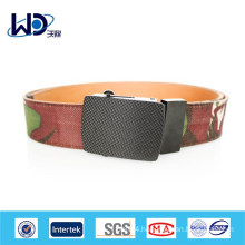 Fashion Men Polyester Hip Canvas Web Belts