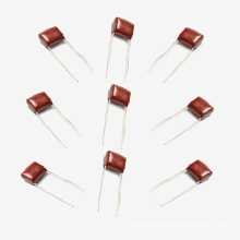 Briliant Quality From Factory Topmay Electronics Metallized Polyester Film Capacitor Mkt-Cl2