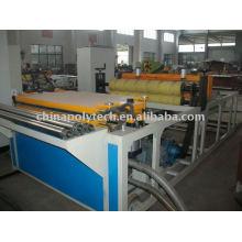 PVC Plastic Composite Roof Sheet Extrusion Line