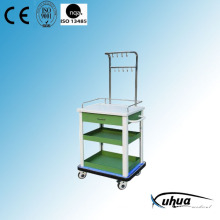 High Quality Hospital Infusion Medical Cart (N-14)