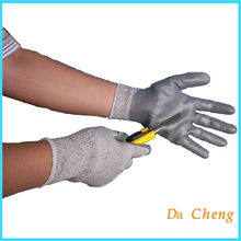 PU covered industrial working glove