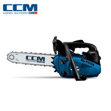 Sierras de cadena profesionales de gasolina de 2 tiempos venta caliente sierra de cadena de gasolina 2500 motosierra de gasolina 25 cc