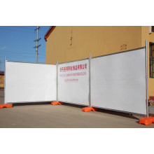 China Temporary Construction Hoardings Fencing for Australia