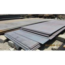 Q345B Q235B SS400 laminado en caliente de chapa de acero