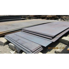 Q345B Q235B SS400 feuille de carbone laminée à chaud en acier