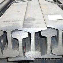 24 kg / m de rieles para ferrocarriles