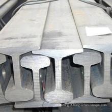 Trilhos 24kg / m para estradas de ferro