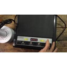 Máquina portátil del lacre del papel de aluminio de la botella del sellador de la inducción 20-100m m 220V