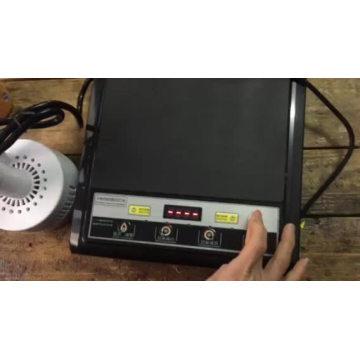 Máquina portátil 20-100mm 220V da selagem da folha de alumínio da garrafa do aferidor da indução