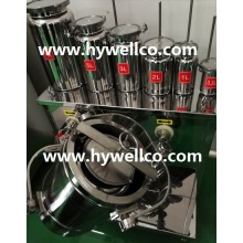 Special for Laboratory Blending Machine Lab powder mixing machine-SYH three dimensional mixer supply to Niue Importers