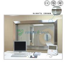 Medical 2mmpb Protección contra la radiación de rayos X Vidrio de plomo
