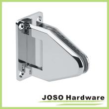 90 grados de pared a pared de cristal de montaje de la bisagra de ducha (bh8001)