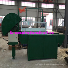 6 Axle 24 Blades Chicken Bedding Used Wood Shavings Making Machine (1500KG/Hour)