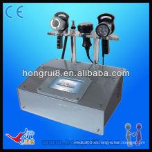 HR-886A Portable Salon multi-rf adelgazamiento de la máquina, Cavitaiton ultrasonido Slimming máquina de belleza