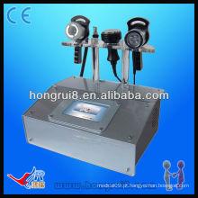 Máquina de emagrecimento multi-rf de salão portátil HR-886A, Máquina de beleza de emagrecimento de cavitaitão ultra-sônico