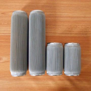 Elementos de filtro de acero inoxidable de alto rendimiento