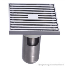 Square Shape Bathroom Floor Drain (DG-22)