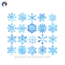 Customized temporary snowflake tattoos sticker,temporary tattoo apply to human