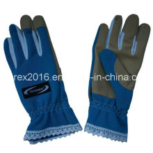 New Design Lady Garden Housewife Working Flower Gloves