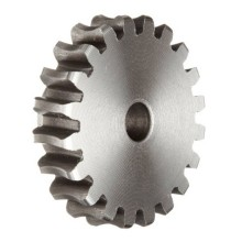 Carburized C45 Steel Worm Gear untuk Refitted Car