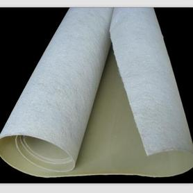 Geocomposite White Geotextile กับ Geomembrane