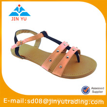 Girl Cheap African Sandals