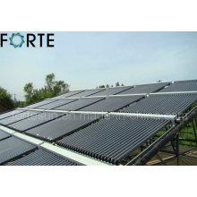 Collecteur solaire de chauffage de l'eau de piscine