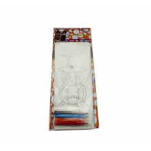 dekorative Kinder DIY Malerei Aquarell Stift lustige Tür Aufhänger