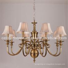 Lâmpada de suspensão de luz pendente de ferro de grau superior (SL2153-8)