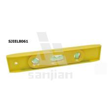 Sjie8061 Plastic Torpedo Spirit Level