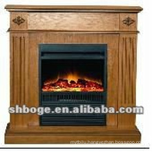 good electric fireplace MDF mantel