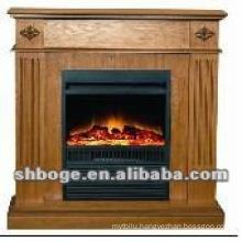good electric fireplace MDF mantel